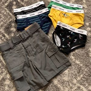 Bundle of 2T toddler boys clothes